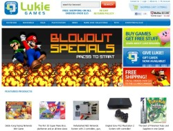 lukie games